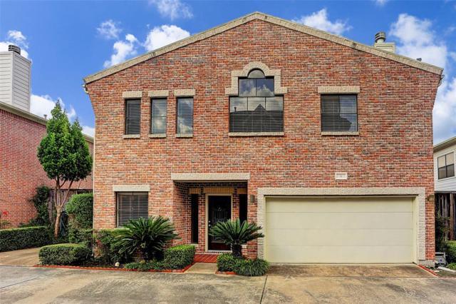 6418 Ferris Drive #8, Houston, TX 77081 (MLS #49466460) :: The Home Branch