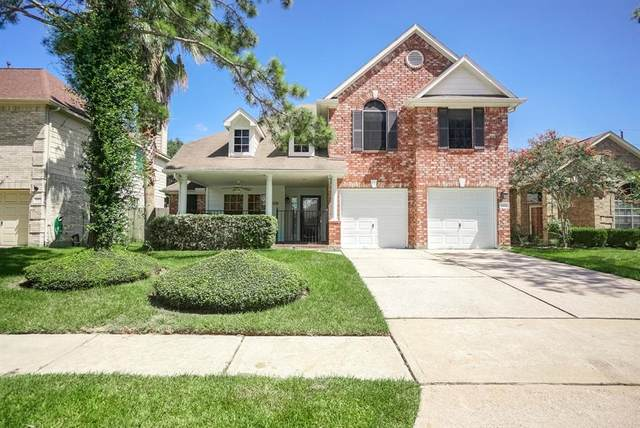 14814 Appaloosa Avenue, Houston, TX 77084 (MLS #49466841) :: The Bly Team