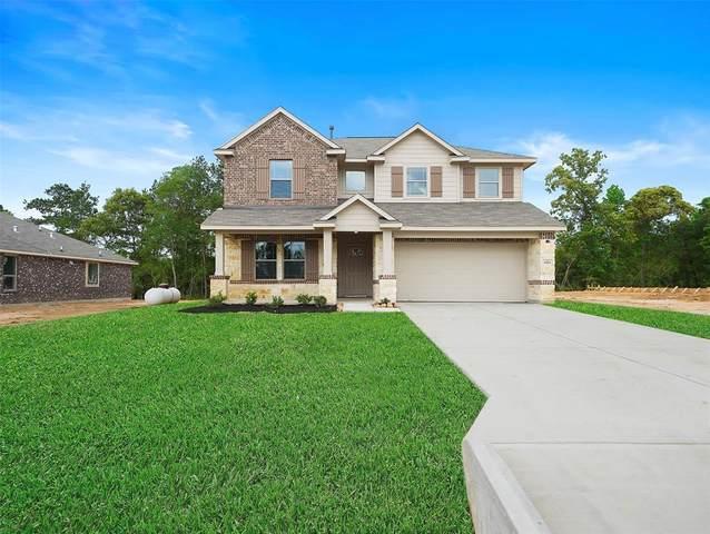 6146 White Oak Leaf Loop, Conroe, TX 77303 (MLS #49473701) :: The Home Branch