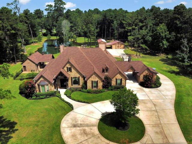 14904 Old Conroe Road Road, Conroe, TX 77384 (MLS #49475023) :: The Johnson Team