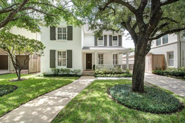 2711 Cason Street, West University Place, TX 77005 (MLS #49479564) :: Giorgi Real Estate Group