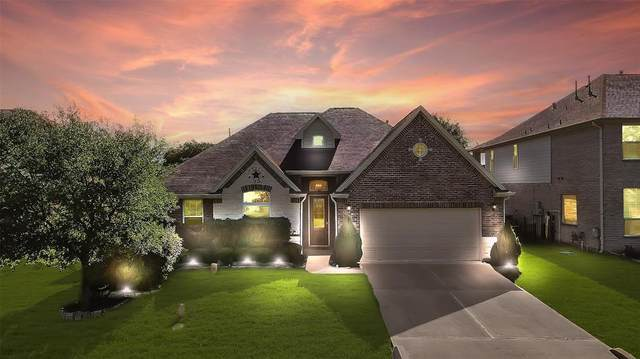 11018 S Country Club Green Drive, Tomball, TX 77375 (MLS #49494903) :: The Lugo Group