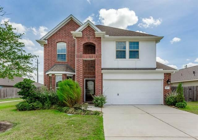 8615 Vista Hills Drive, Richmond, TX 77407 (MLS #49495006) :: Ellison Real Estate Team