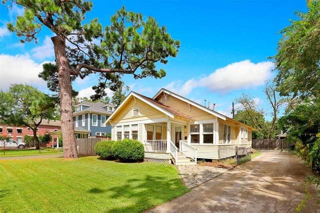 603 W 17th Street, Houston, TX 77008 (MLS #49495956) :: Green Residential