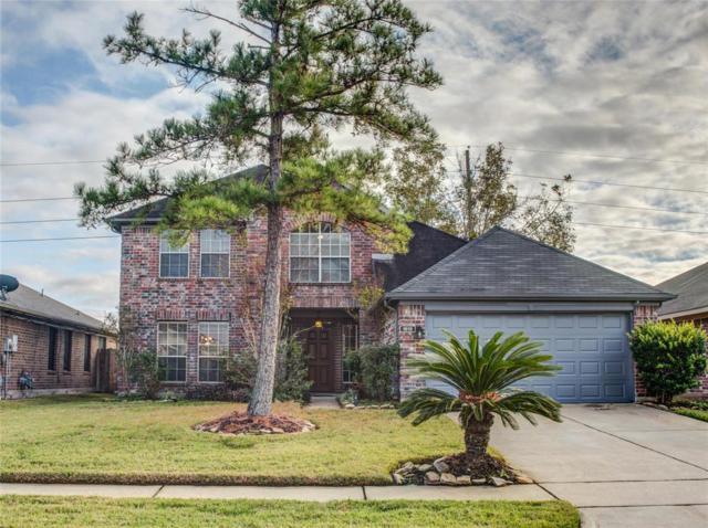 1515 Hazy Trail, Fresno, TX 77545 (MLS #49502993) :: Fairwater Westmont Real Estate