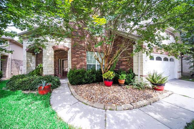 110 Forest Elk Place, Montgomery, TX 77316 (MLS #49506541) :: Green Residential