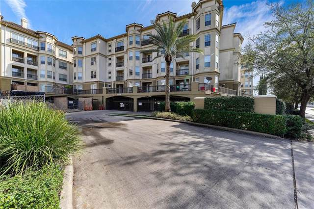 7575 Kirby Drive #1103, Houston, TX 77030 (MLS #49506693) :: Caskey Realty