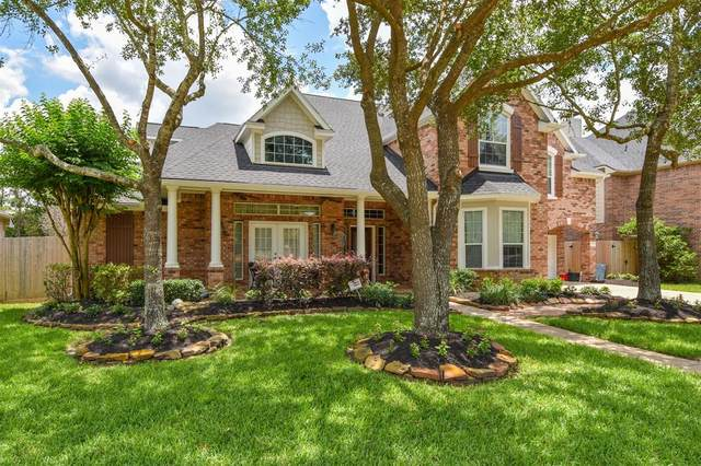 13714 Magnolia Manor Drive, Cypress, TX 77429 (MLS #49510062) :: The Bly Team