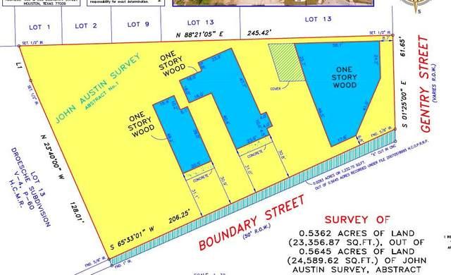 903 Boundary Street, Houston, TX 77009 (MLS #49513670) :: Michele Harmon Team
