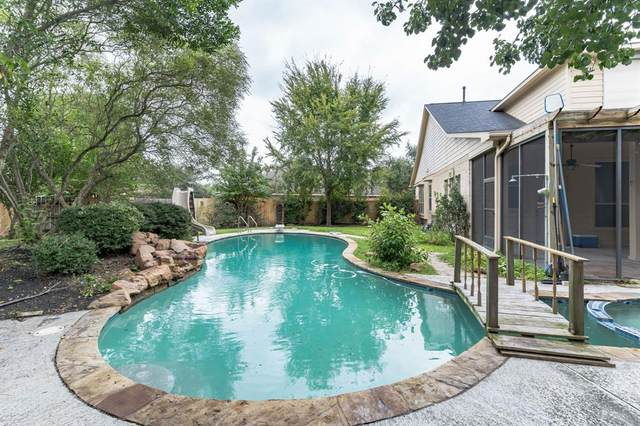 16042 Belleshire Lane, Houston, TX 77084 (MLS #49527436) :: All Cities USA Realty
