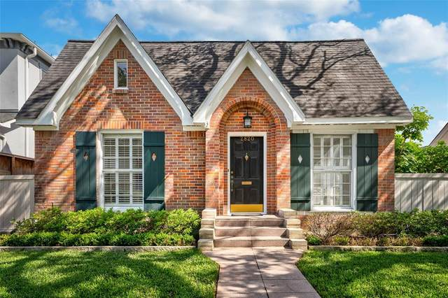 2820 Albans Road, West University Place, TX 77005 (MLS #49543706) :: Lerner Realty Solutions