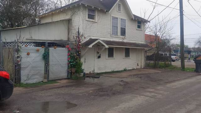2512 Ralston Street, Houston, TX 77026 (MLS #49544088) :: Texas Home Shop Realty