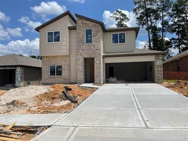 12374 New River Trail, Conroe, TX 77384 (MLS #49567521) :: Caskey Realty