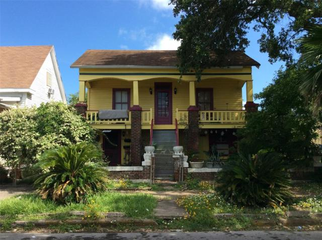 3403 Avenue N, Galveston, TX 77550 (MLS #49578115) :: Giorgi Real Estate Group