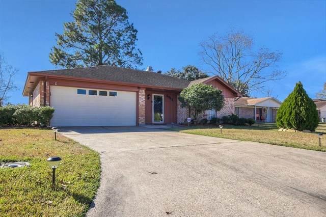 5905 Falcon Lane, Beaumont, TX 77708 (MLS #49582658) :: Ellison Real Estate Team