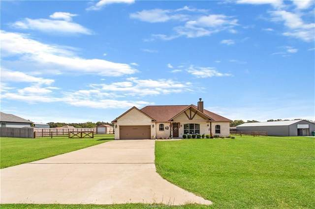 4185 Green Pastures, North Zulch, TX 77872 (MLS #49586449) :: My BCS Home Real Estate Group