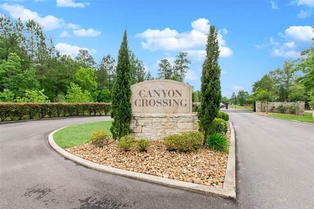 0 Lot 3 0 Oak Forest Lot 3 Lane, Conroe, TX 77385 (MLS #49587571) :: Green Residential