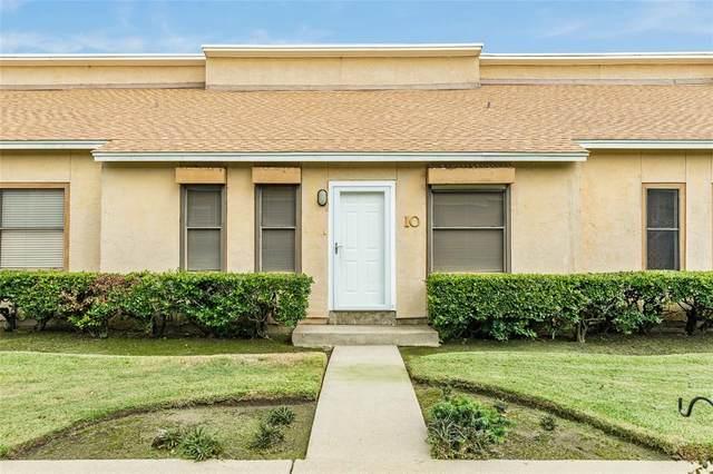 3700 83rd Street #10, Galveston, TX 77554 (MLS #49590346) :: All Cities USA Realty