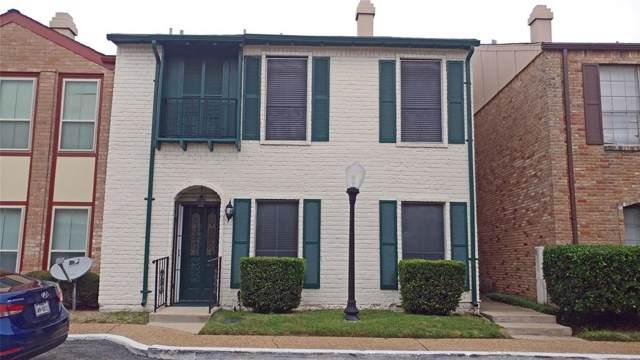 7700 Creekbend Drive #40, Houston, TX 77071 (MLS #49593708) :: Texas Home Shop Realty