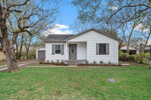108 Begonia Lane, Highlands, TX 77562 (MLS #49607854) :: The SOLD by George Team