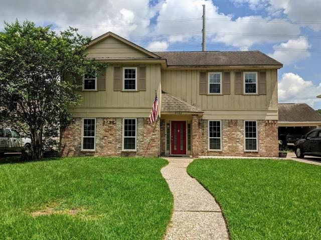 5723 Enchanted Timbers Drive, Humble, TX 77346 (MLS #49609163) :: Bray Real Estate Group
