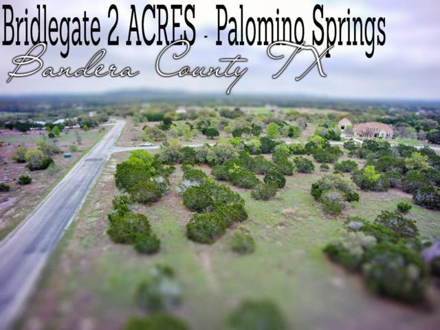 Lot 112 Palomino Springs, Bandera, TX 78003 (MLS #49612984) :: The Heyl Group at Keller Williams