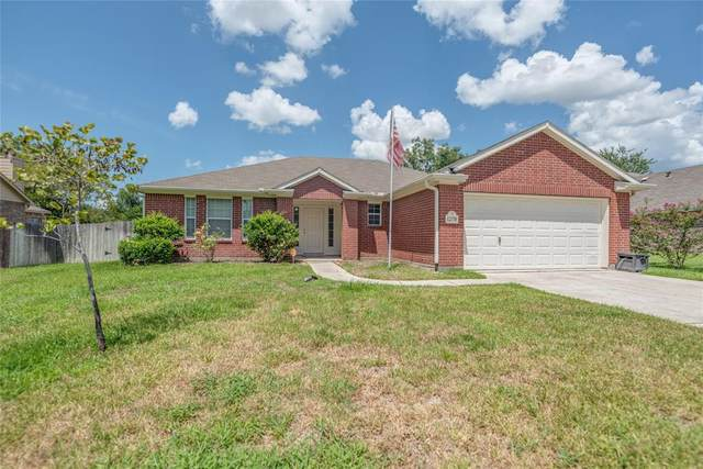 12370 Ridgecrest Drive, Willis, TX 77318 (MLS #49614320) :: The Queen Team