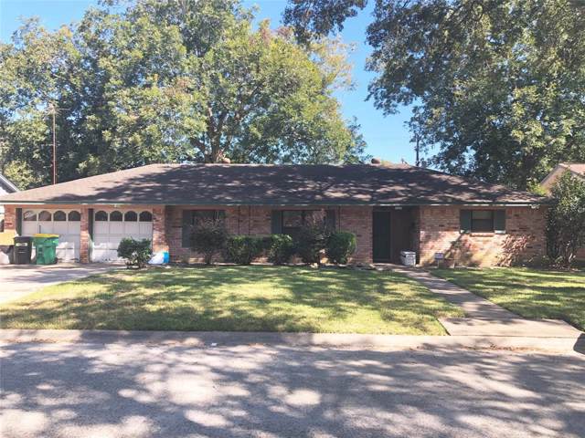 2105 Belvedere Drive, Baytown, TX 77520 (MLS #49614389) :: The Jill Smith Team