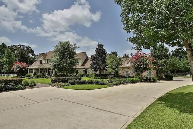 606 Whispering Meadow, Magnolia, TX 77355 (MLS #49616677) :: Ellison Real Estate Team