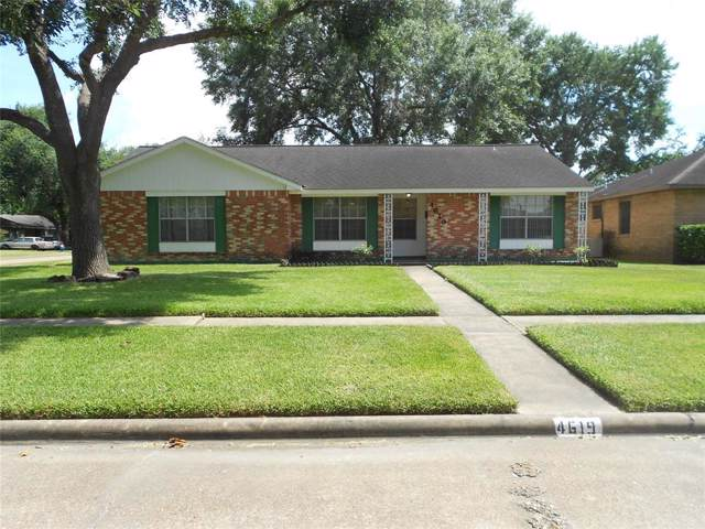 4619 Pinebrook Lane, Houston, TX 77053 (MLS #49618889) :: The SOLD by George Team