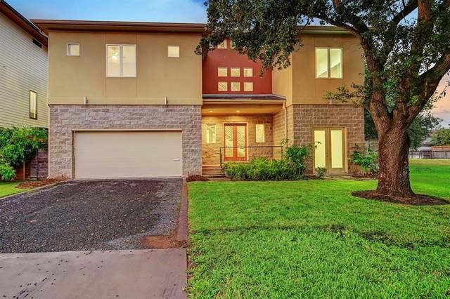 4018 Falkirk Lane, Houston, TX 77025 (MLS #49631026) :: NewHomePrograms.com LLC