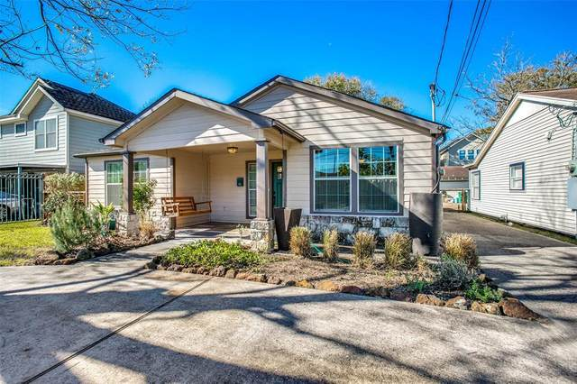 1613 Tabor Street, Houston, TX 77009 (MLS #49683349) :: The Property Guys