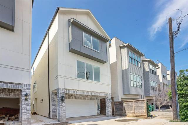 4210 Schuler Street A, Houston, TX 77007 (MLS #49690430) :: The Property Guys