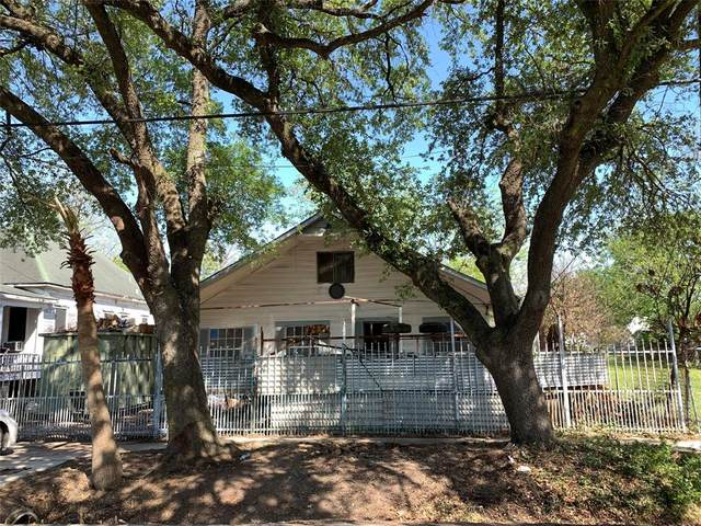 211 Stiles Street, Houston, TX 77011 (MLS #49696753) :: The Bly Team