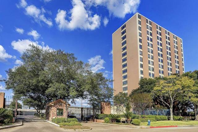 7510 Hornwood Drive #207, Houston, TX 77036 (MLS #49722072) :: My BCS Home Real Estate Group