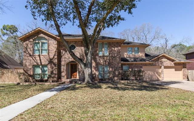 805 Sherwood Forest Drive, Dickinson, TX 77539 (MLS #49739796) :: The Freund Group