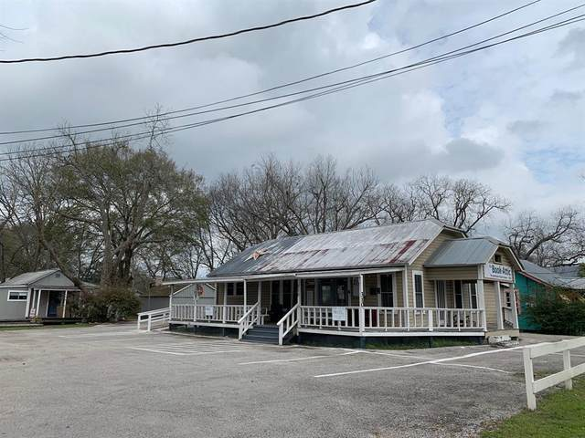310 E Main Street, Tomball, TX 77375 (MLS #49739864) :: The Sansone Group