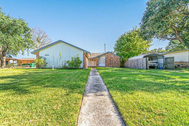 605 Bay Club Drive, Seabrook, TX 77586 (MLS #49741343) :: The Freund Group