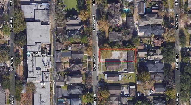 826 1/2 Cortlandt Street, Houston, TX 77007 (MLS #49746465) :: The SOLD by George Team