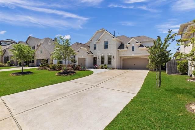 2802 Mayfield Ridge Lane, Katy, TX 77494 (MLS #49755574) :: Christy Buck Team