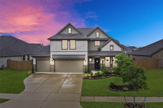 4575 New Country Drive, Spring, TX 77386 (MLS #49764707) :: NewHomePrograms.com