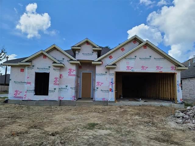 1515 Lake Mija Court, Seabrook, TX 77586 (MLS #49768832) :: Michele Harmon Team