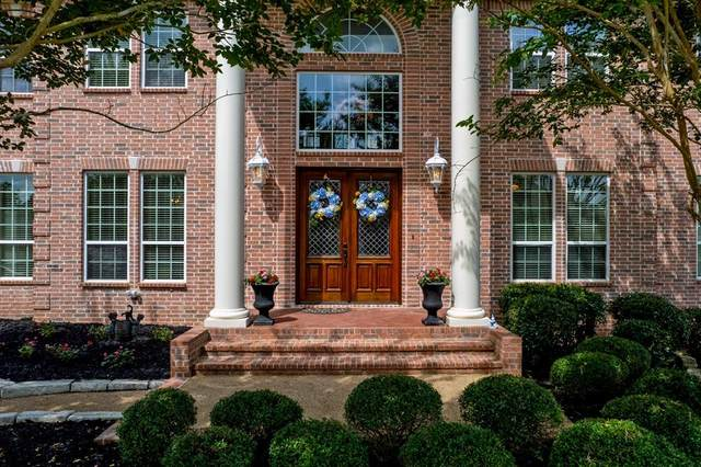 5311 Ballybunion Court, College Station, TX 77845 (MLS #49771371) :: The Freund Group