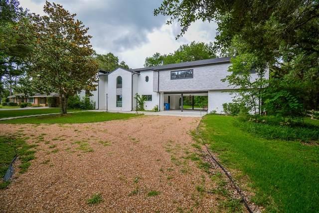 709 Hillcrest Drive, Richmond, TX 77469 (MLS #497722) :: The Home Branch