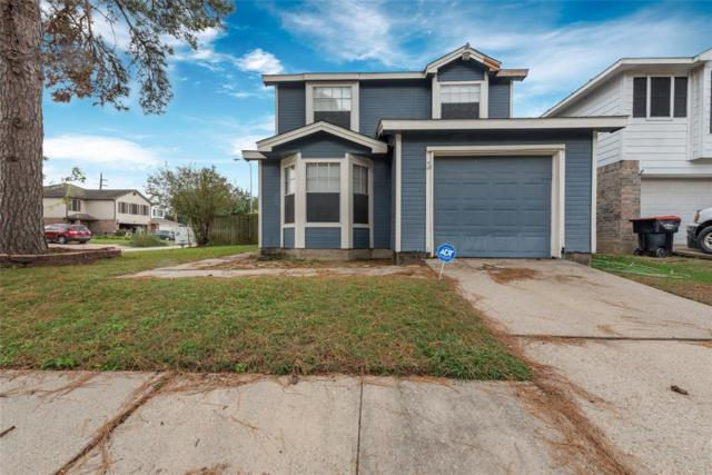 19542 Sandy Bank Drive, Tomball, TX 77375 (MLS #49773628) :: Grayson-Patton Team