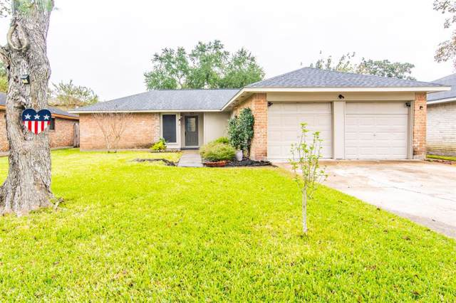 2827 New England Court, Webster, TX 77598 (MLS #49783854) :: Texas Home Shop Realty