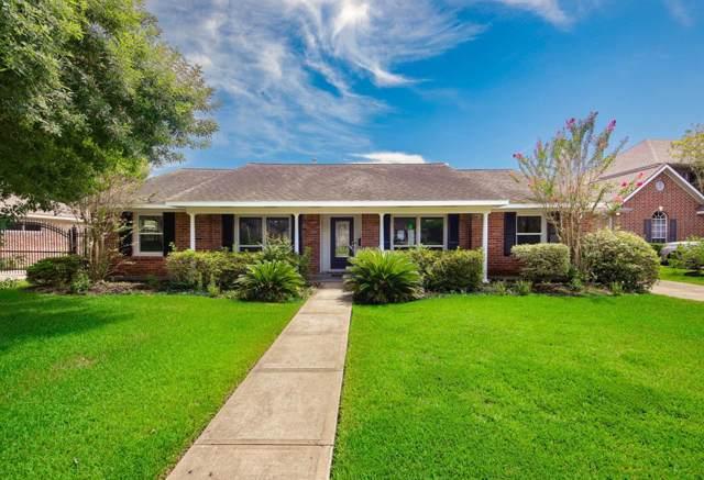 5043 Yarwell Drive, Houston, TX 77096 (MLS #4980235) :: The Home Branch