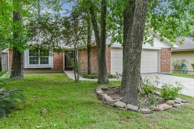 34 S High Oaks Circle, The Woodlands, TX 77380 (MLS #49805744) :: The SOLD by George Team