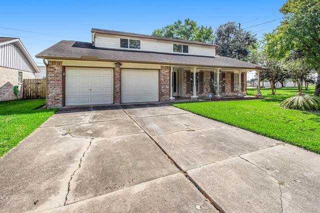 12007 Bloomington Lane, MEADOWS Place, TX 77477 (MLS #49811048) :: Len Clark Real Estate