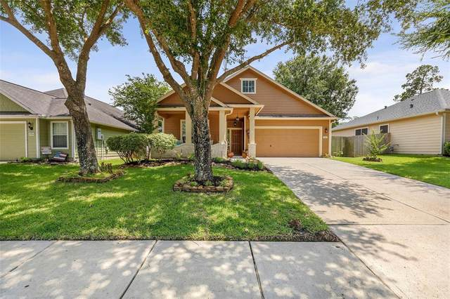 12810 Whistling Springs Drive, Humble, TX 77346 (MLS #49820738) :: The SOLD by George Team